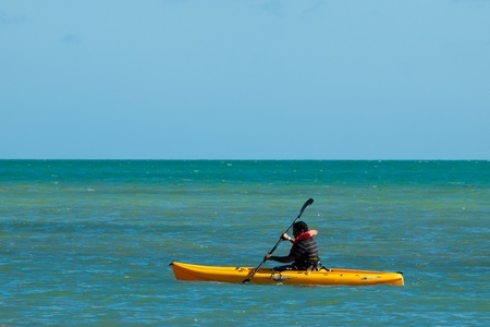 Kayak fishing your answer to therapeutic fl keys fishing for Kayak fishing florida keys